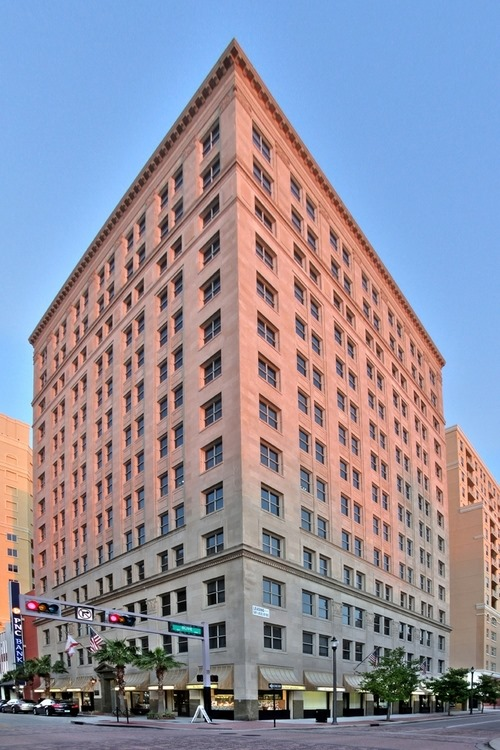 The Harvey Building Wins An Award