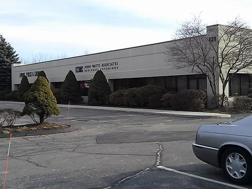 East Hartford Warehouse Space