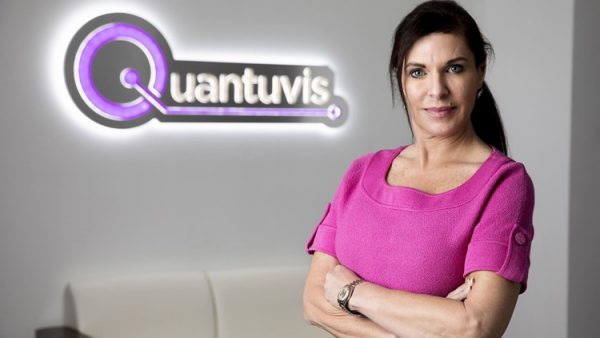 Comeau Building Tenant Quantuvis shares her vision with the Palm Beach Post
