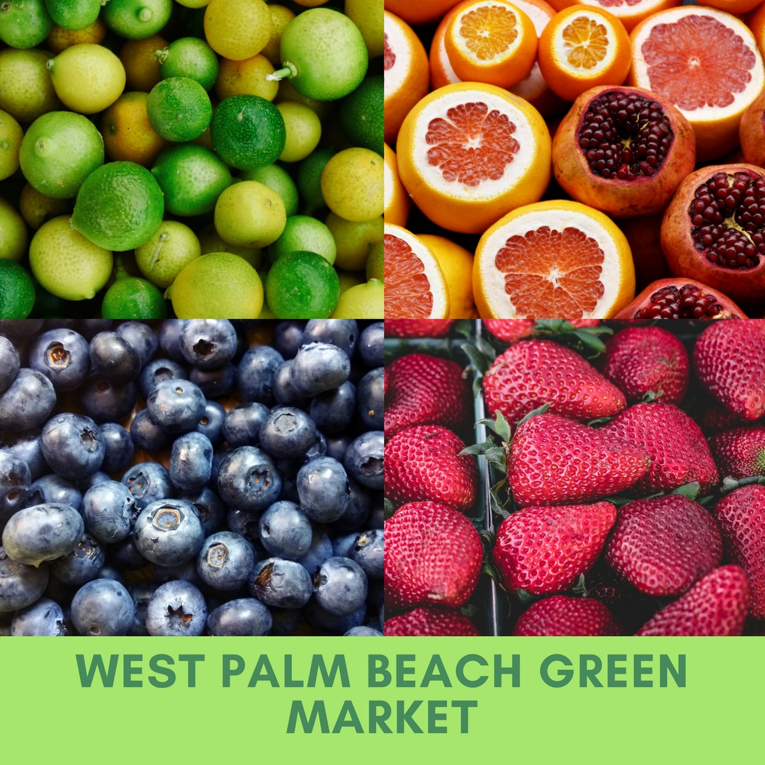 Green Market in Downtown West Palm Beach in National News!