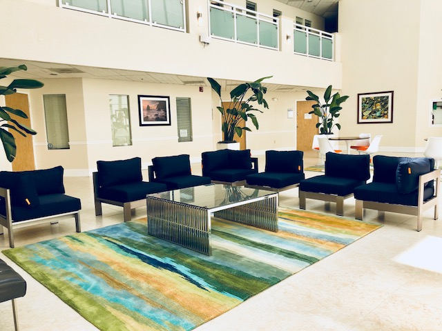 Renovations to the Atrium are complete, looking forward to changes on Datura Street in Downtown West Palm Beach!
