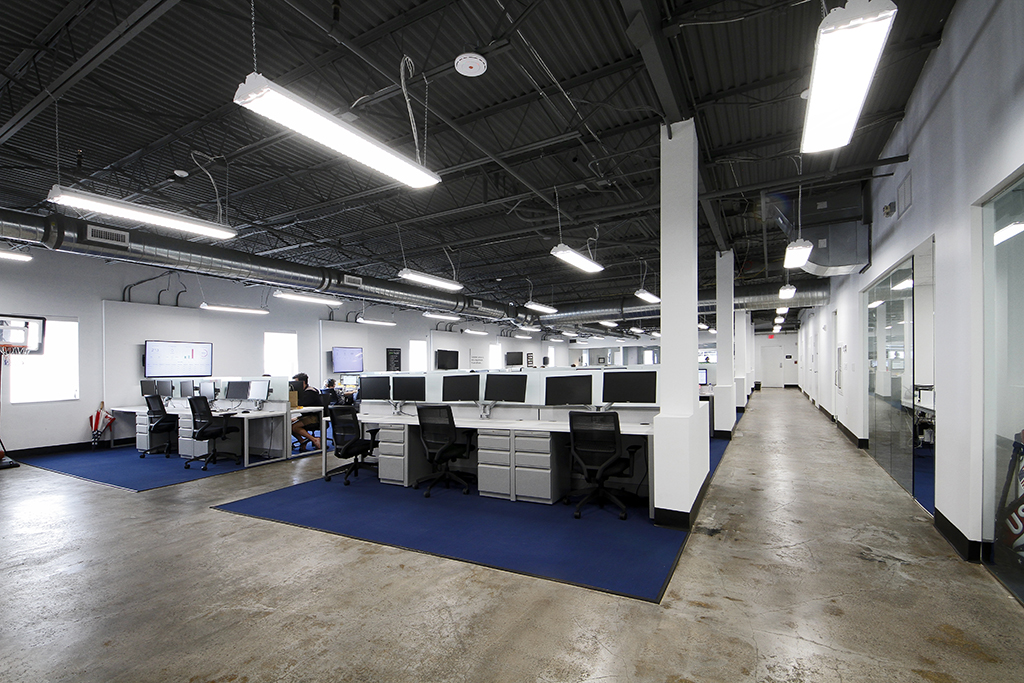 Custom build your dream office space with The David Associates