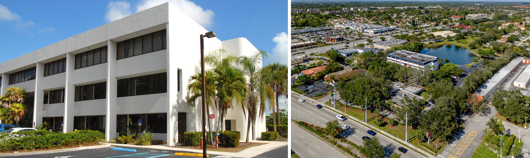 Office Rentals at Lakeview Corporate Center in Lake Worth, Florida Are Highly Desirable For Medical Practices