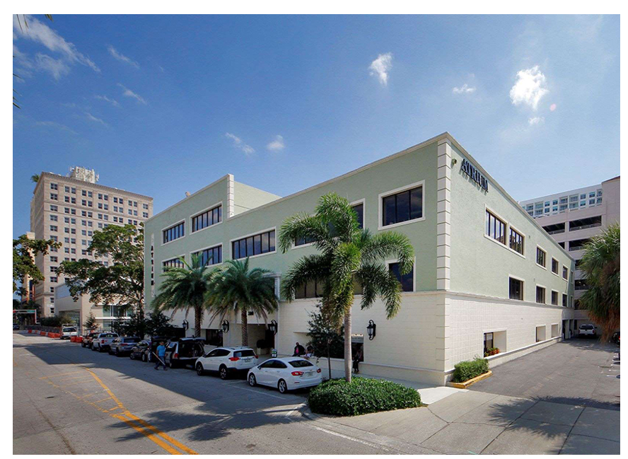 Popular Atrium Building Offers Flexible Office Space in Downtown West Palm Beach In Heart Of Central Business District
