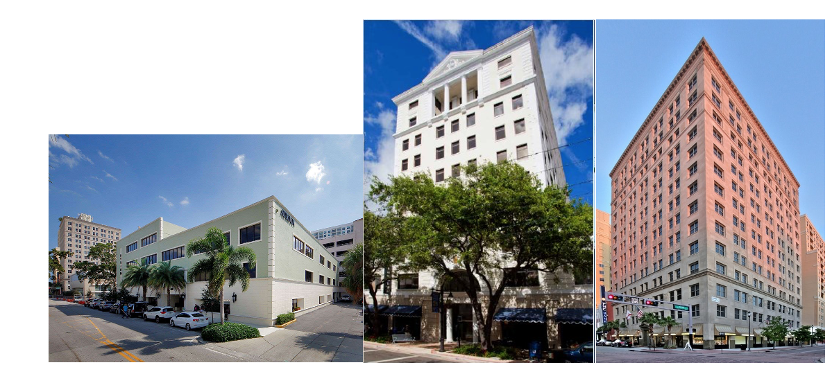 Move-In Ready Office Suites Available For Lease in Popular Downtown West Palm Beach Central Business District