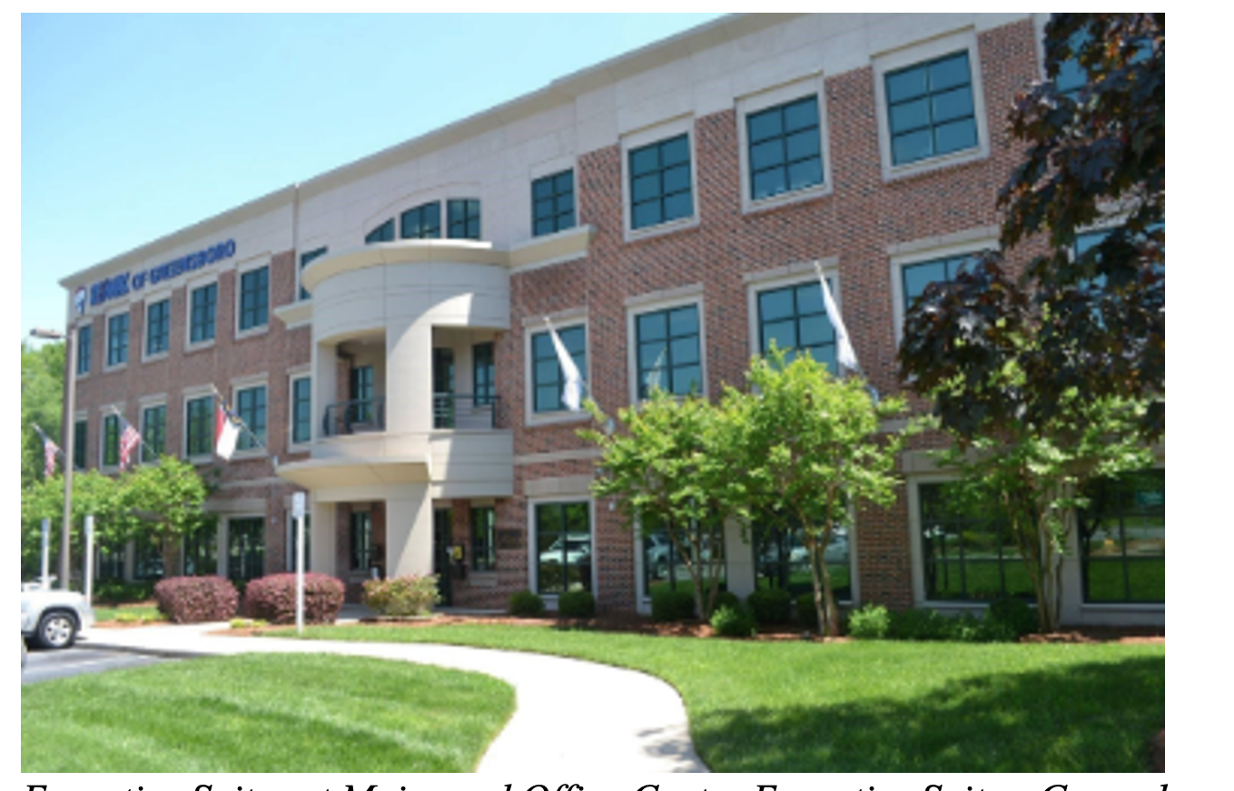 Entrepreneurs Continue to Flock to the Ever-Popular Muirwood Office Center in  Greensboro