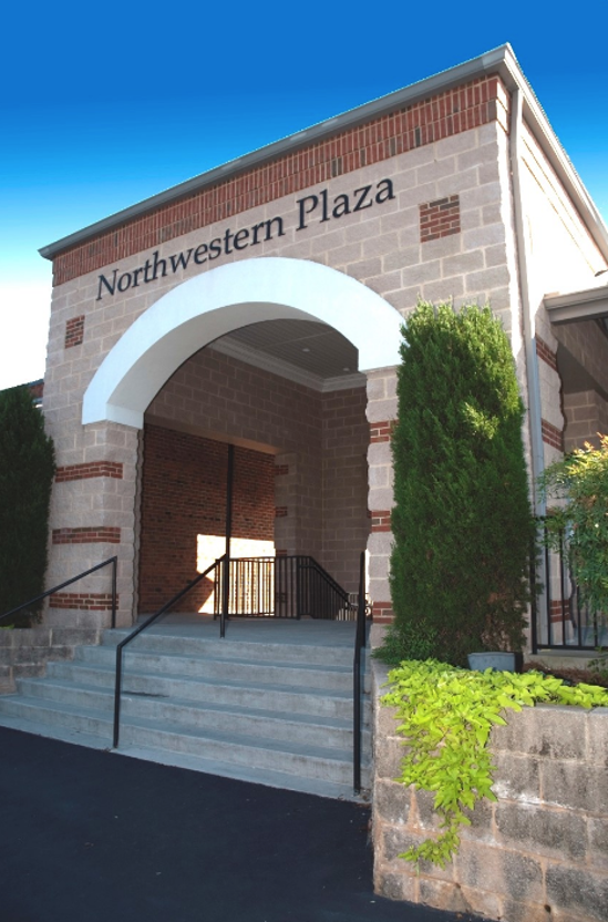 Northwestern Plaza In Greensboro, North Carolina Offers A Great Option To Transition Back To The Office